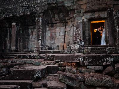 Siusin + Daniel | Angkor portraits (day one)