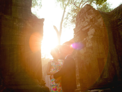 Siusin + Daniel | Angkor portraits (day two)