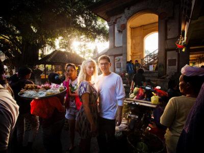 Danna + Brian | Bali portraits
