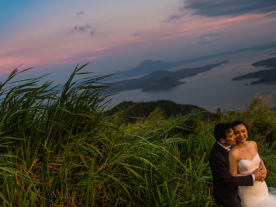 Shelly + Sean | Tagaytay wedding