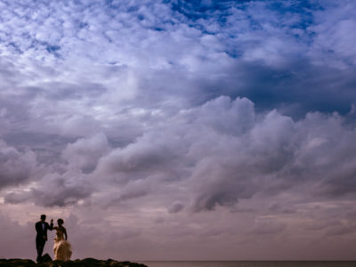 Natalie + Simon | Guam wedding
