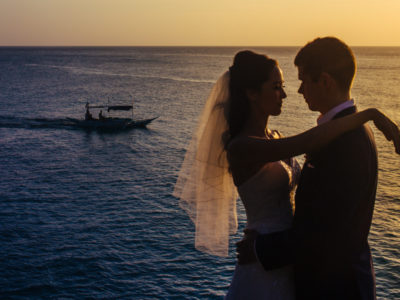 Lauren + Jon | Shangri-La Boracay wedding