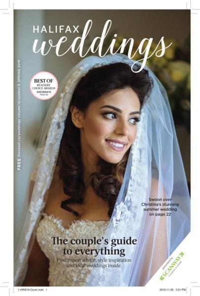 Best Halifax wedding photographer