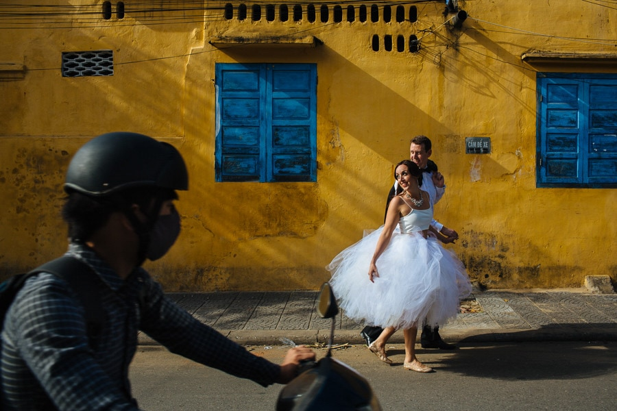 Hoi An wedding