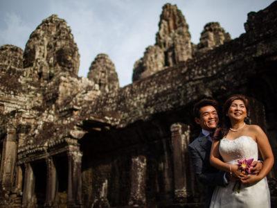 Annie + Jason | Cambodia portraits
