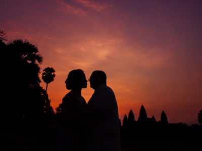 Vinuon + Joel | Siem Reap wedding