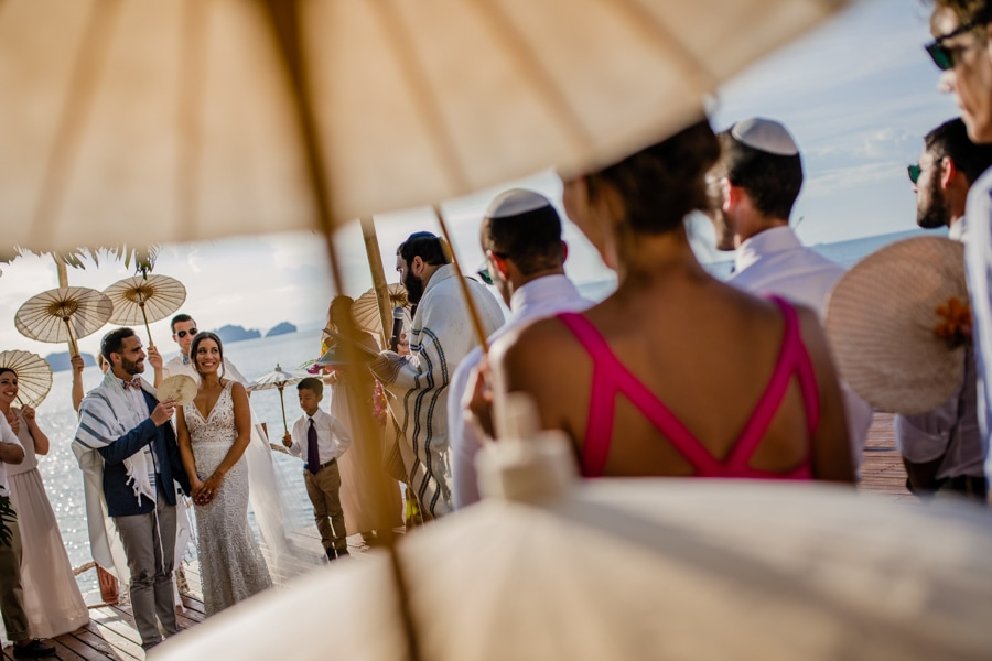 Conrad Koh Samui wedding
