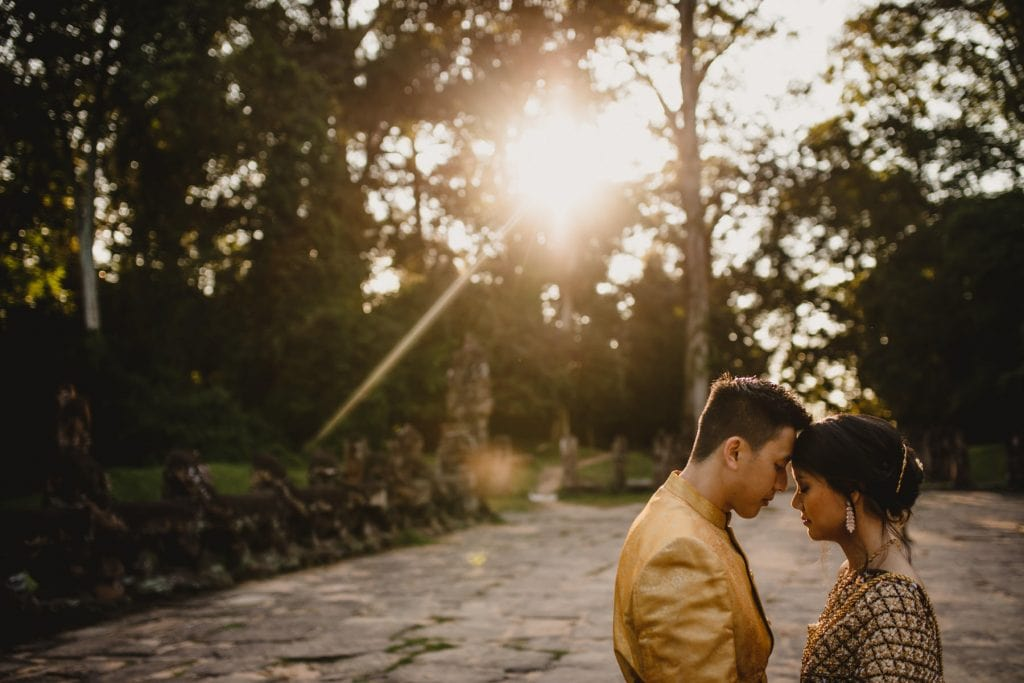Angkor wedding photographer